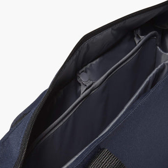 Insert Buttons - Edgemont - 600D Recycled Poly - Navy - Backpack - Lo & Sons
