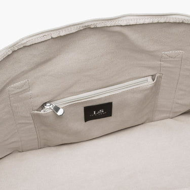 Interior - The Catalina - Washed Canvas - Dove Grey - Weekender - Lo & Sons