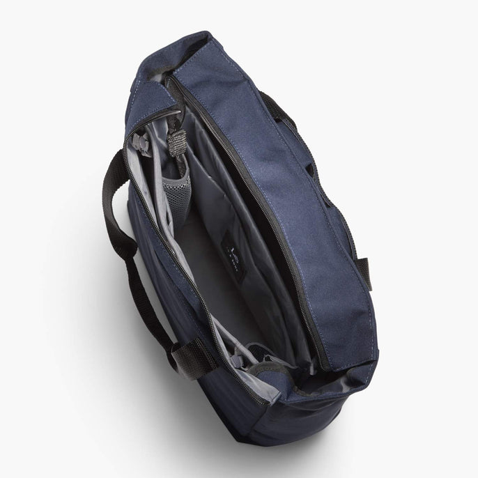 Interior Empty - Edgemont - 600D Recycled Poly - Navy - Backpack - Lo & Sons
