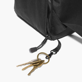 Key Leash - The Hanover - 600D Recycled Poly - Onyx - Backpack - Lo & Sons