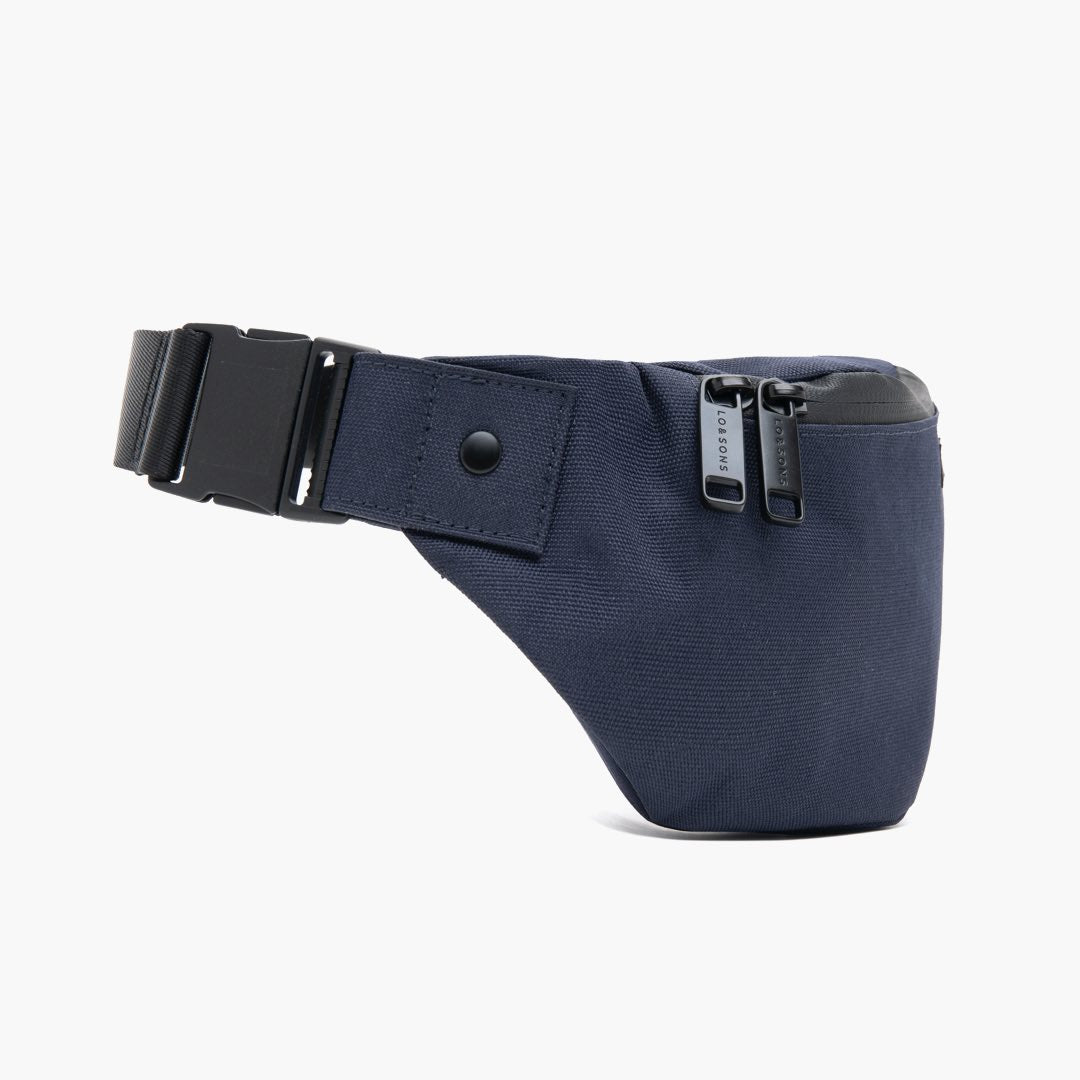 The Bond - 600D Recycled Poly - Deep Navy / Black / Light Grey