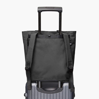 Luggage Sleeve - Edgemont - 600D Recycled Poly - Onyx - Backpack - Lo & Sons