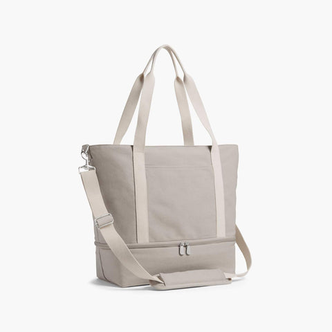 4e205b059 Canvas Travel Tote Bag - The Catalina Deluxe Tote – Lo & Sons