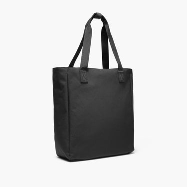 Side Tote - Edgemont - 600D Recycled Poly - Onyx - Backpack - Lo & Sons