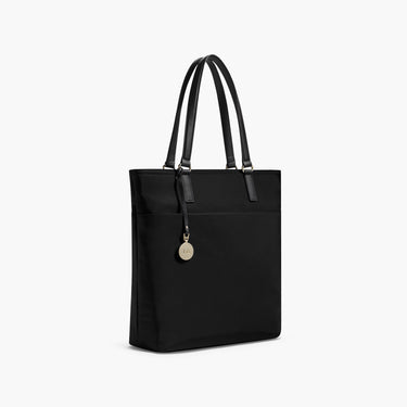 Side - The T.T. - Nylon - Black / Gold / Lavender - Tote - Lo & Sons