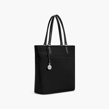 Side - The T.T. - Nylon - Black / Silver / Lavender - Tote - Lo & Sons