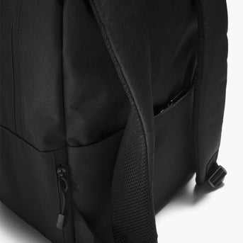 Straps - The Hanover - 600D Recycled Poly - Onyx - Backpack - Lo & Sons