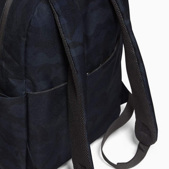 Straps - The Hanover Deluxe - 600D Recycled Poly - Navy Camo - Backpack - Lo & Sons