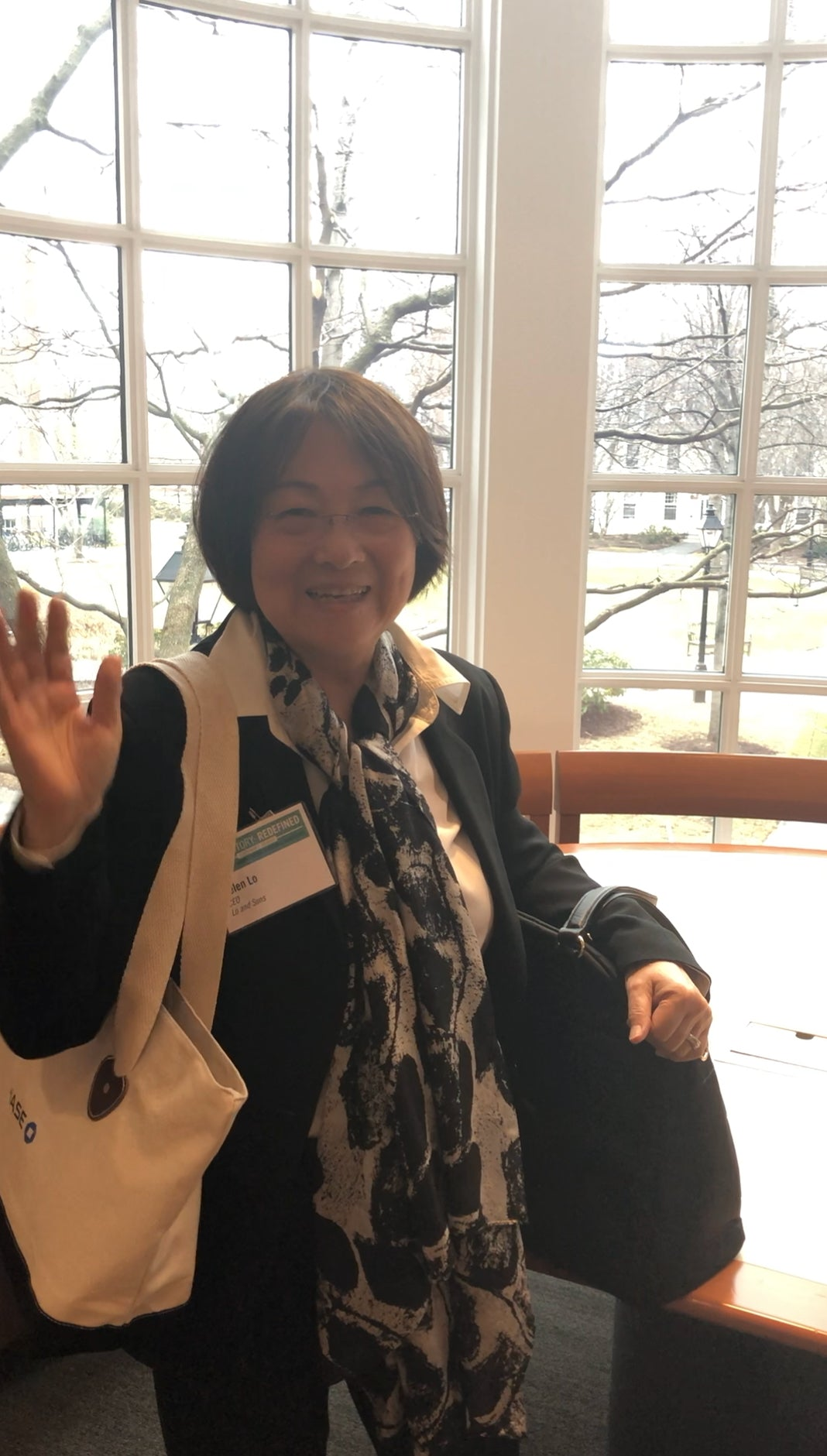 6 Things Helen Lo Shared with Harvard Business School