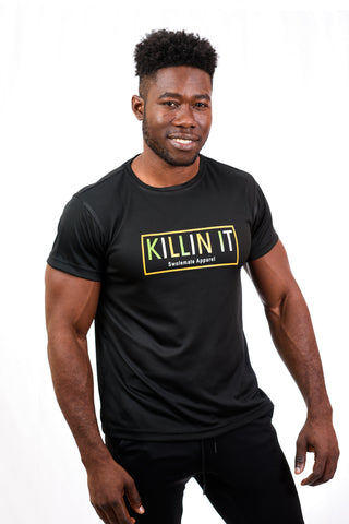 "SMA ""Killin' It"" Performance Tee"