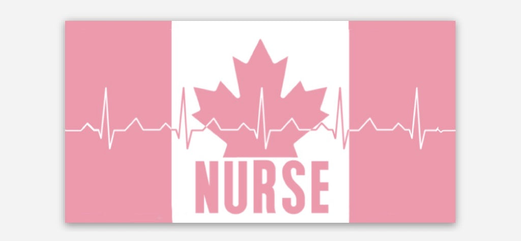 YEAR OF THE NURSE STICKER