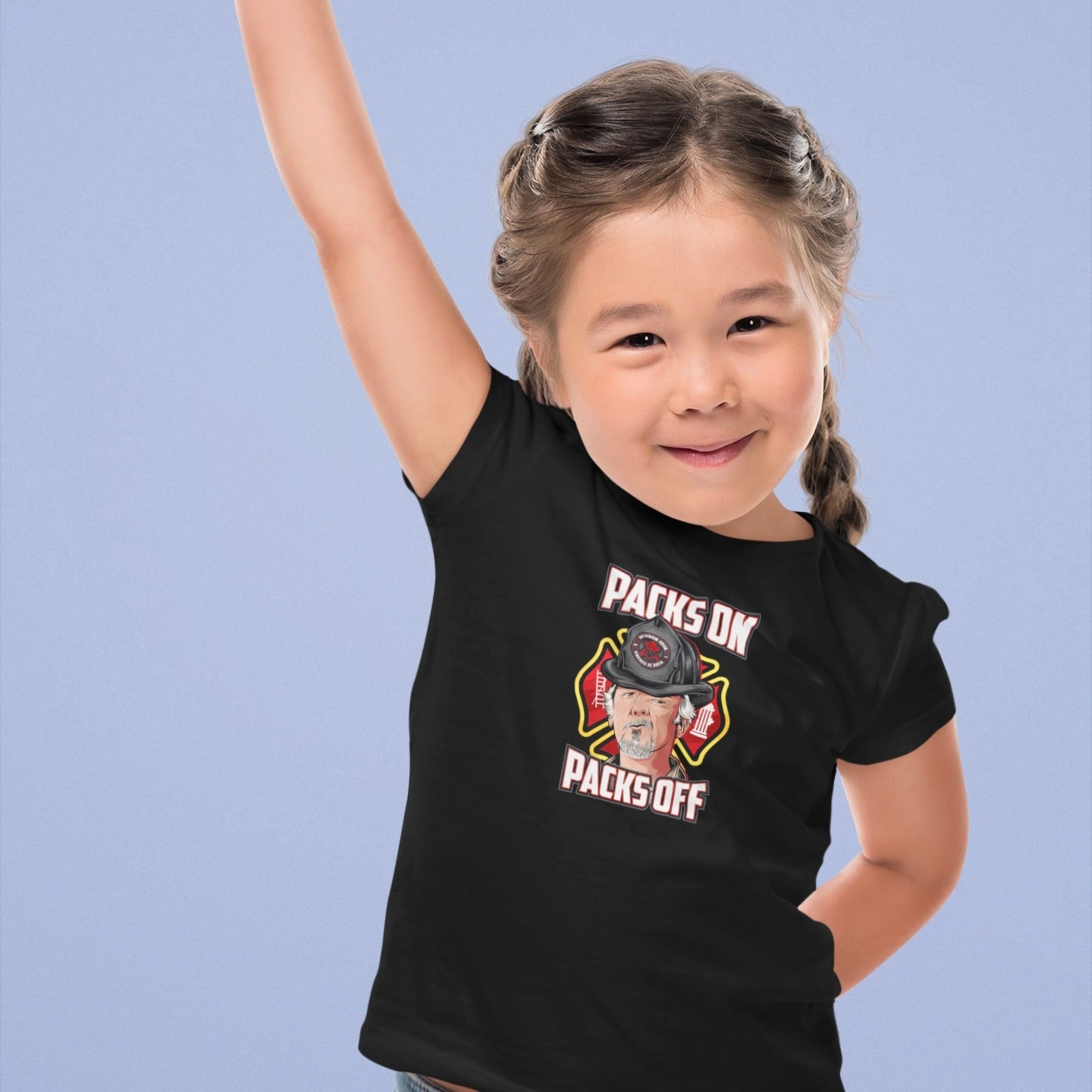 FIRE CHIEF MIYAGI KIDS APPAREL