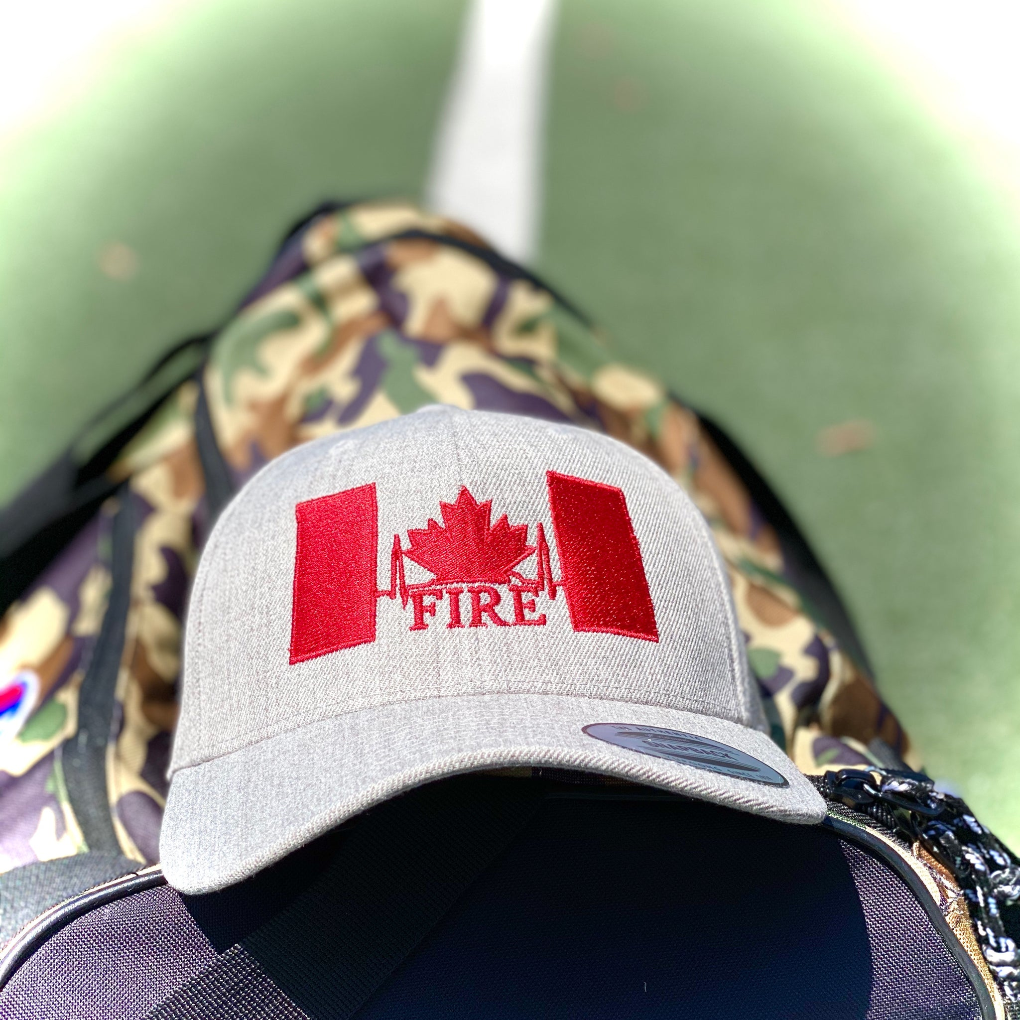 TRUE NORTH STRONG SNAPBACK 3.0