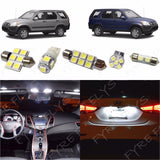 2002-2006 Honda CR-V LED interior light kit 5050 Series