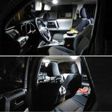 2010-2019 Toyota 4Runner LED interior light kit 3014 Series