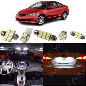 2002-2006 Acura RSX LED interior light kit 5050 Series