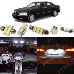1999-2004 Acura RL LED interior light kit 5050 Series