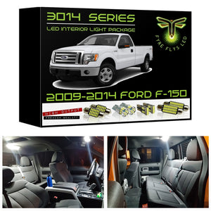 2009-2014 Ford F-150 LED interior light kit 3014 Series