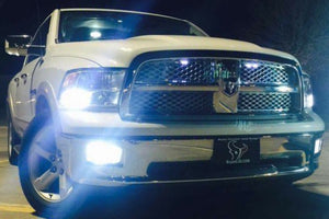 3014 Series LED Fog Lights for 2009-2014 Ford F-150