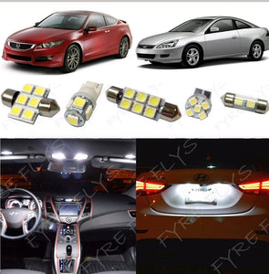 2003-2012 Honda Accord LED interior light kit 5050 Series