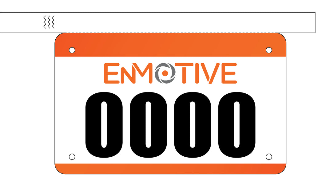 Enmotive Stock Bib - Wristband(s)