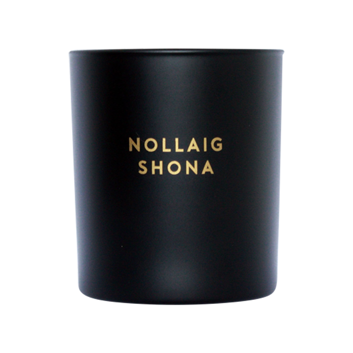 NOLLAIG SHONA (BLACK + GOLD)