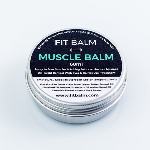Muscle Repair Lotion or Balm