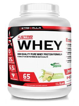 5Star 4Mula - Whey Protein - Key Lime Pie