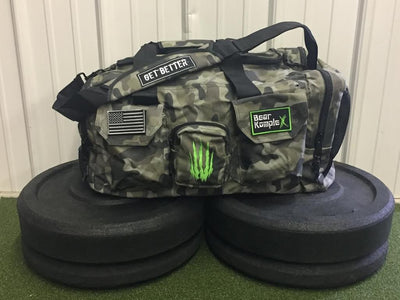 BKX - Bad ASS Bag