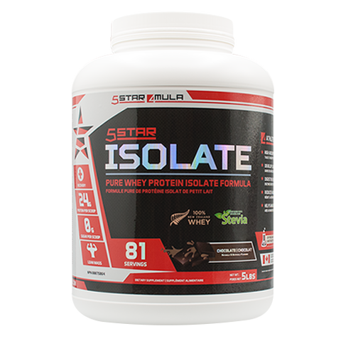 Isolate Protein - Chocolate