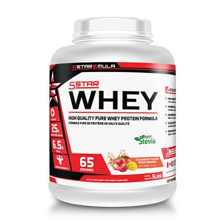 Whey Protein - Strawberry & Mango