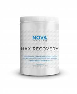 Nova 3 Labs - Max Recovery - Bottle