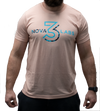 Nova 3 Labs - Peach Shirt