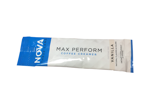 Vanilla Coffee Creamer BCAA (Max Perform)