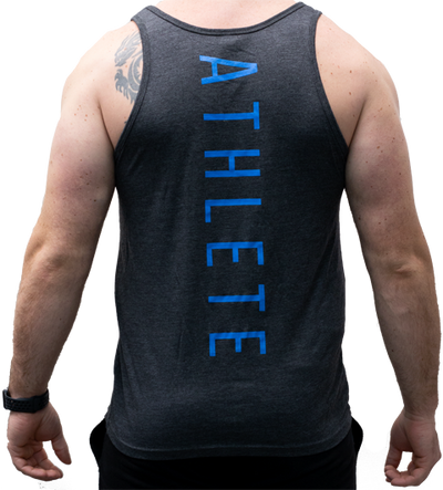 Nova 3 Labs - Athlete Tank (Grey)