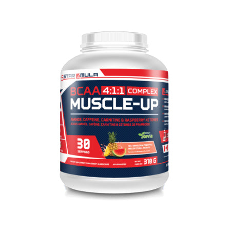 Muscle Up - Watermelon & Pineapple