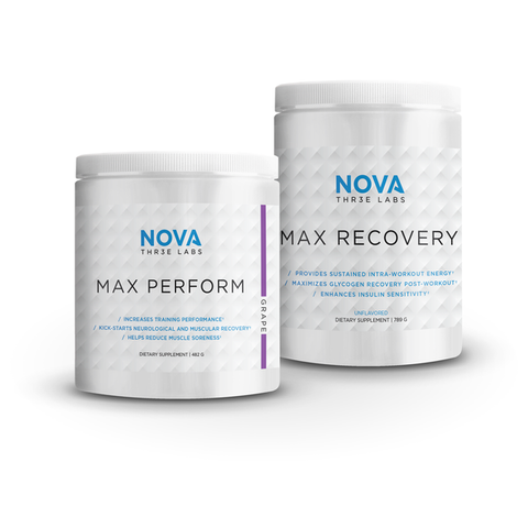 Nova 3 Labs - Max Perform / Max Recovery Stack