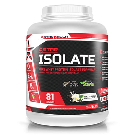 Isolate Protein - Vanilla