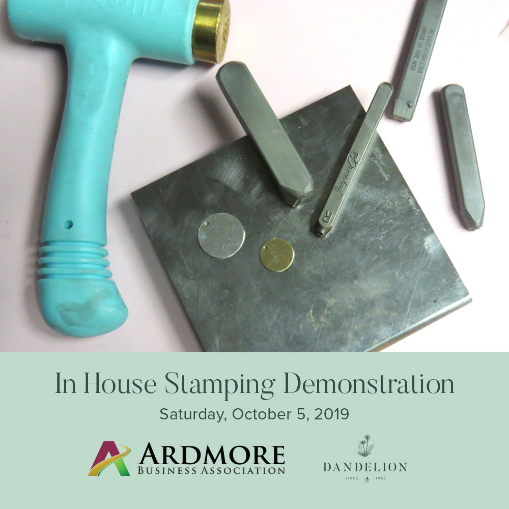In House Stamping Demonstration