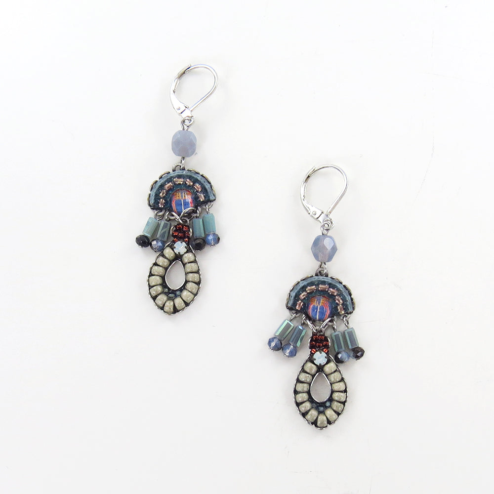 BLUE SKIES EARRINGS