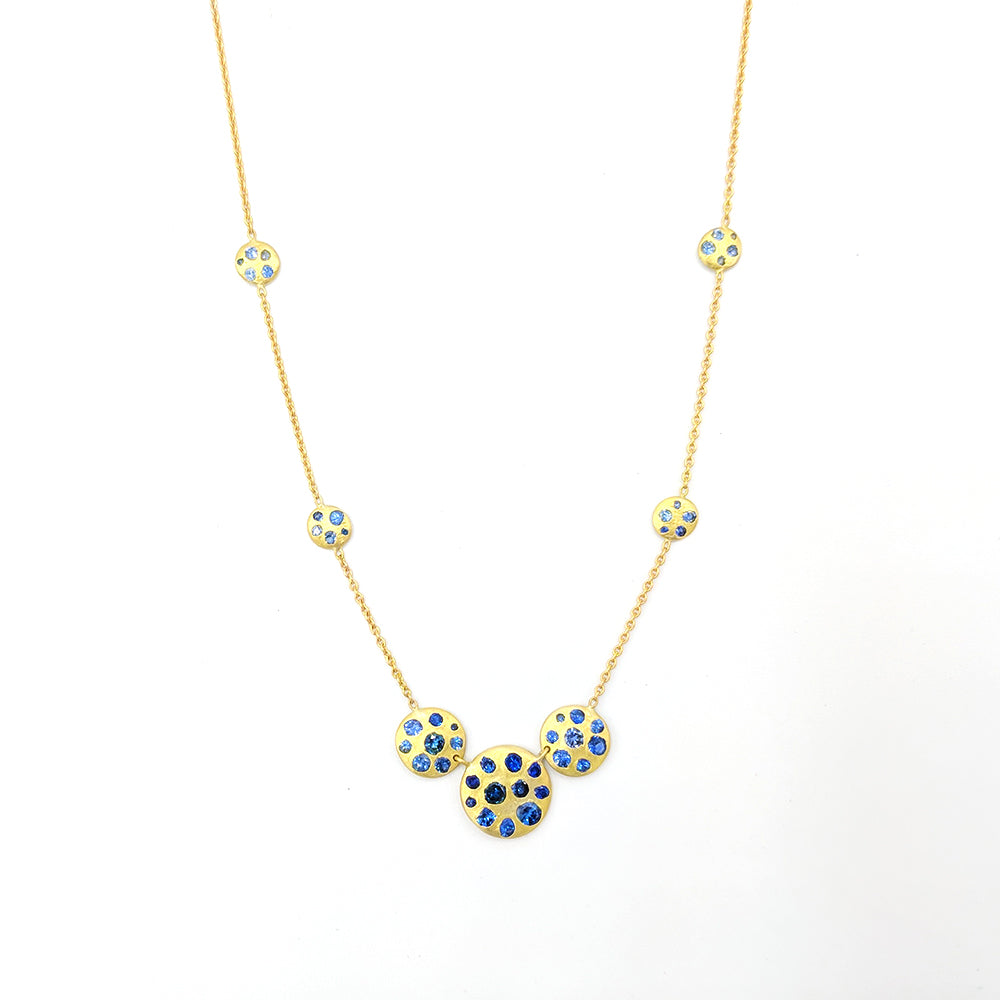 Polly Wales Cosmos Necklace