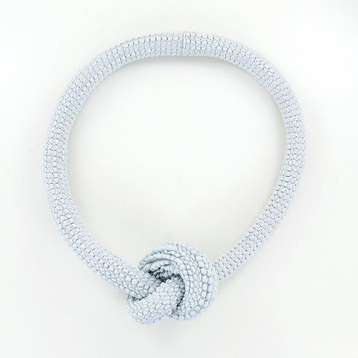 KNOT COLLAR NECKLACE