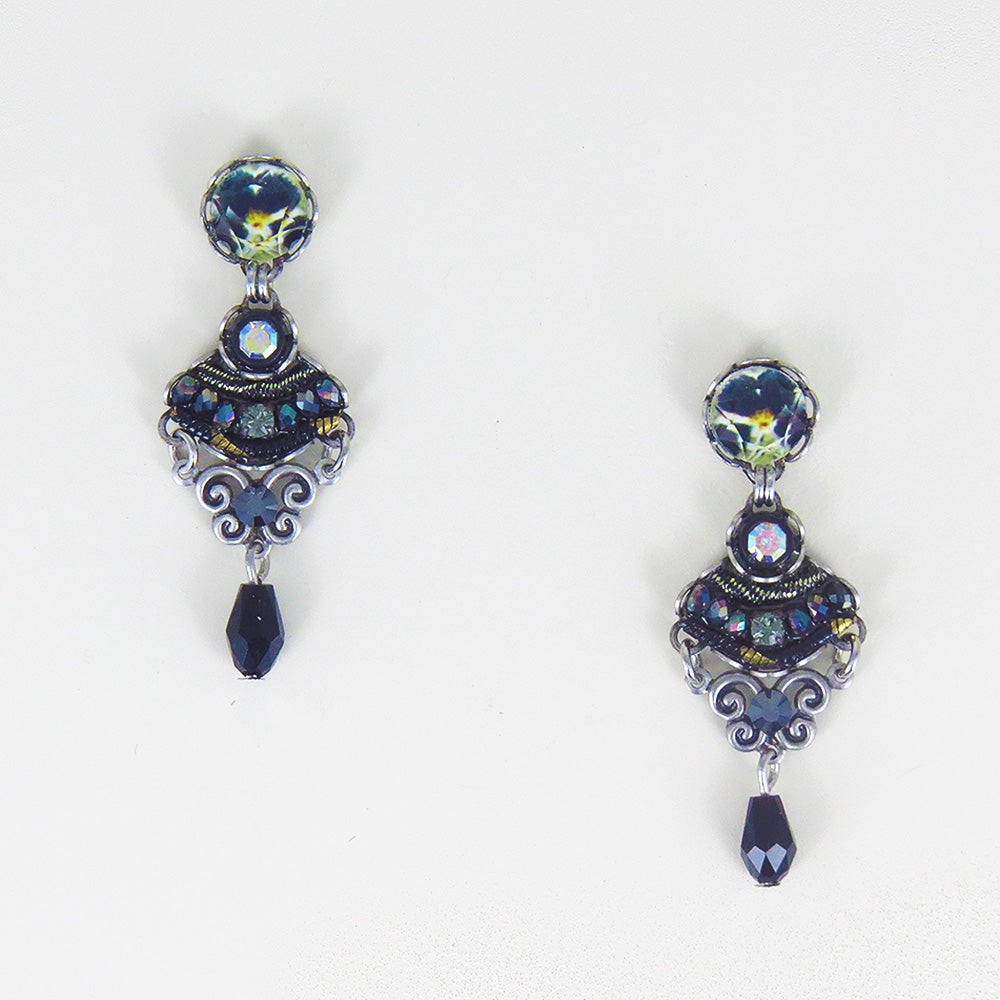 LARGE FESTIVAL NIGHT EARRINGS