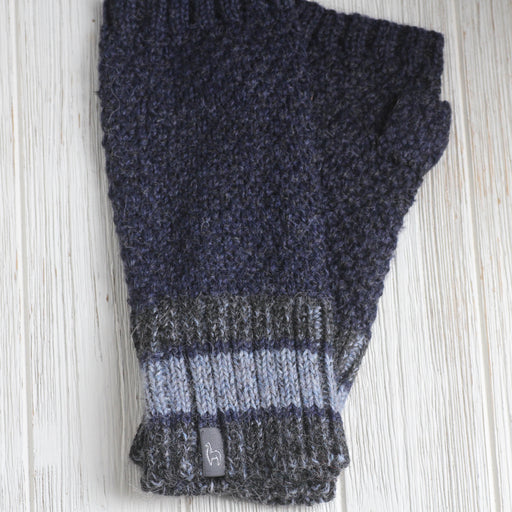 Moonlight Carrera Fingerless Gloves
