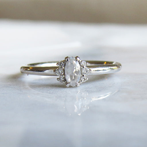 CHARLOTTE MARQUISE DIAMOND RING