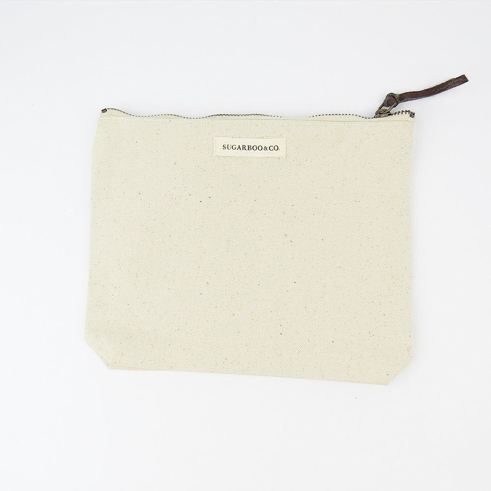 NAMASTE CANVAS BAG