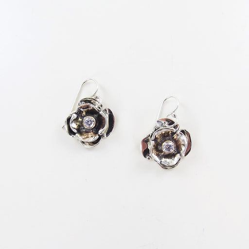DOUBLE DOGWOOD EARRINGS
