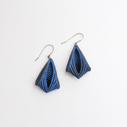 Blue Eyedazzler Earrings