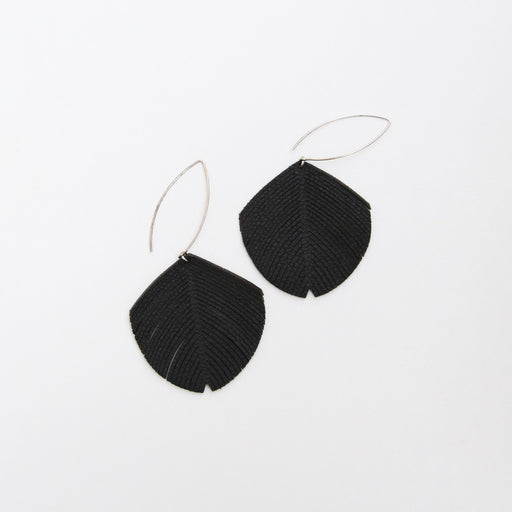 Black Cottonwood Earrings
