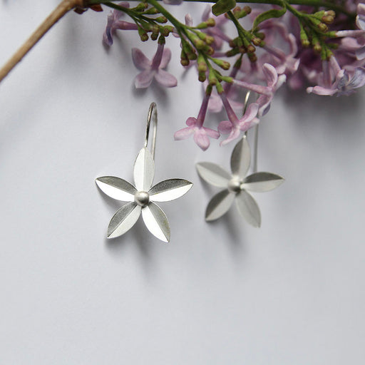 Small Glory Flower Earring